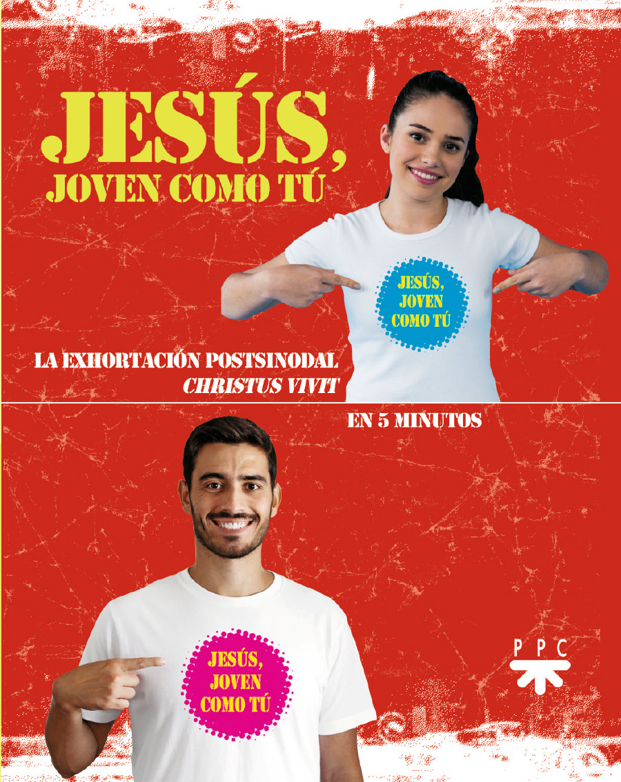 Jesus, joven como tu (pack)