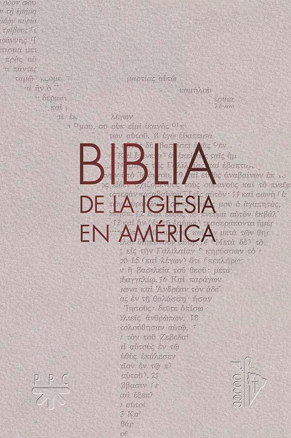 La Biblia de la Iglesia en América [semiflexible con uñeros]
