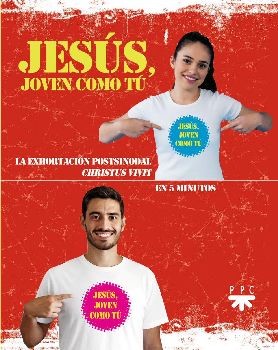 Jesús, joven como tú (pack)