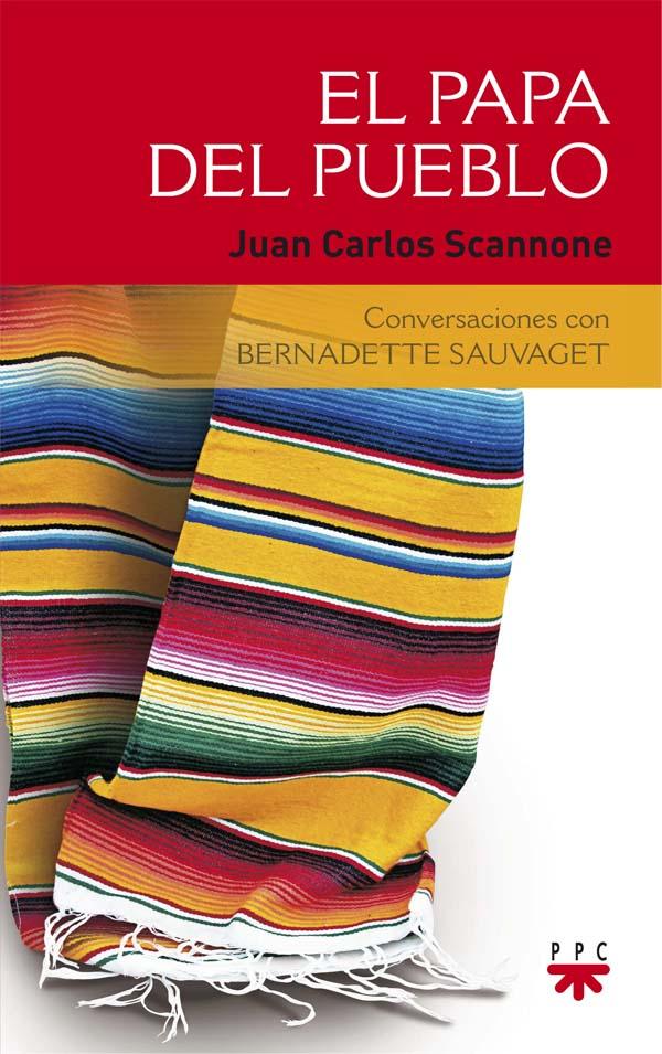 Portada del libro El papa del pueblo, Scanonne, PPC