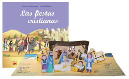 Portada del libro Las fiestas cristianas, de PPC