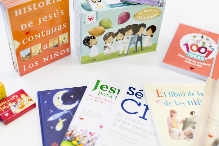 libros y materiales de catequesis editados por PPC