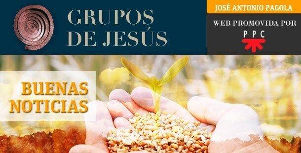Banner del servicio Buenas noticias, promovido por José Antonio Pagola y PPC