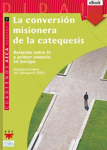 La conversión misionera de la catequesis (eBook-ePub)