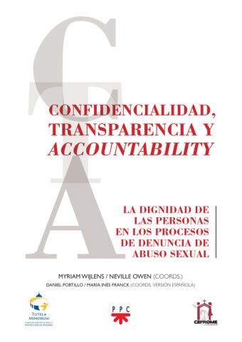 Confidencialidad, transparencia y accountability
