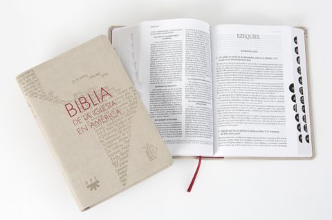 biblia de la iglesia en america BIA CELAM PPC