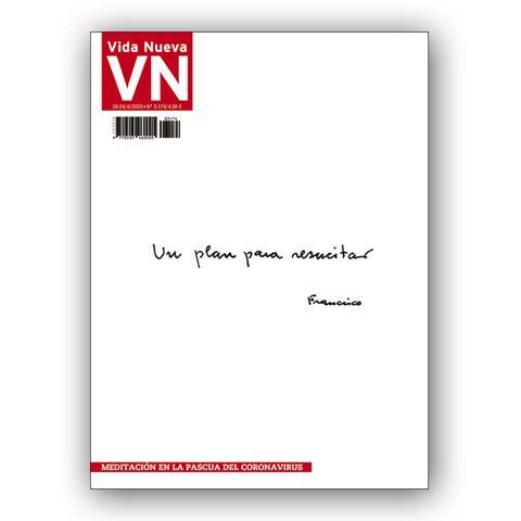papa francisco escribe en vida nueva pascua coronavirus