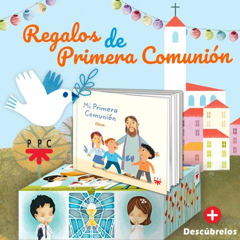 PPC Primera Comunión 2018 regalos