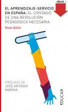 El aprendizaje-servicio en España (eBook-ePub)