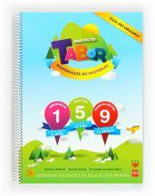 Proyecto Tabor 1, 5 y 9.  Guía del educador