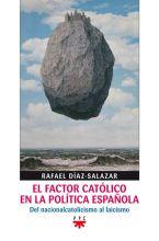 El factor católico en la política española