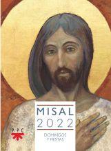 Misal 2022. Domingos y fiestas.