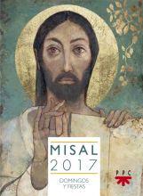 Misal 2017. Domingos y fiestas