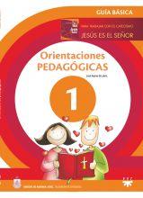 Orientaciones pedagógicas. Guía