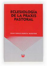 Eclesiología de la praxis pastoral (eBook-ePub)