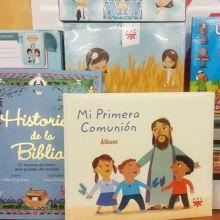 regalos Primera Comunion 2019 editorial PPC albumes libros cofres