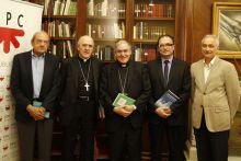 Presentación en Madrid de 'La pastoral de las grandes ciudades'