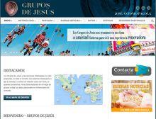 Primer aniversario: una web al servicio de los Grupos de Jesús de todo el mundo