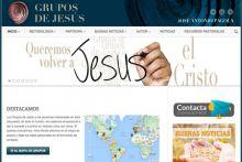 Nace la web 'GruposdeJesus.com', sobre el proyecto evangelizador de Pagola